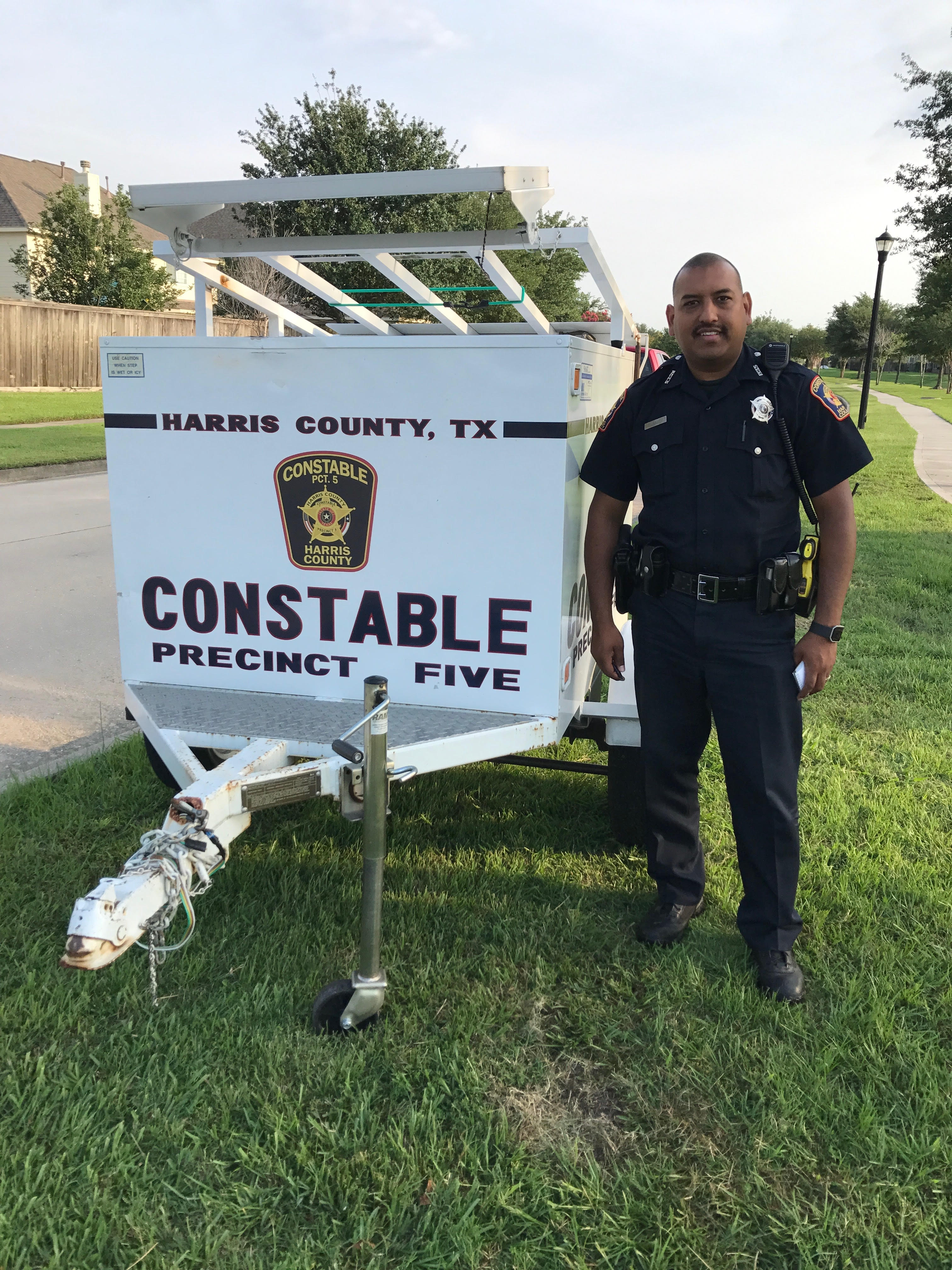 Constable Patrol – Harris County Municipal Utility District 374